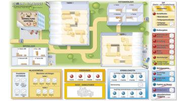 Spielboard-Global-Strategy-Planspiel