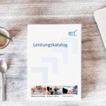 Der BTI Leistungskatalog kommt kostenfrei zu Ihnen
